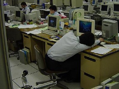eliminar el sueno en la oficina